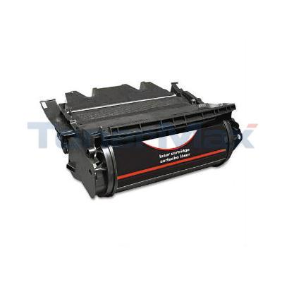 LEXMARK T630 RP TONER CARTRIDGE BLACK HY GSA